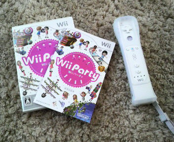wii party!